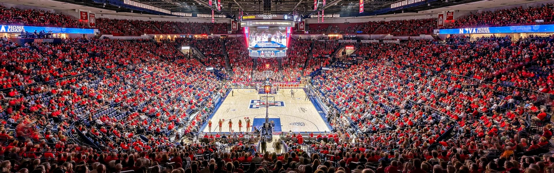 McKale Center Improvements