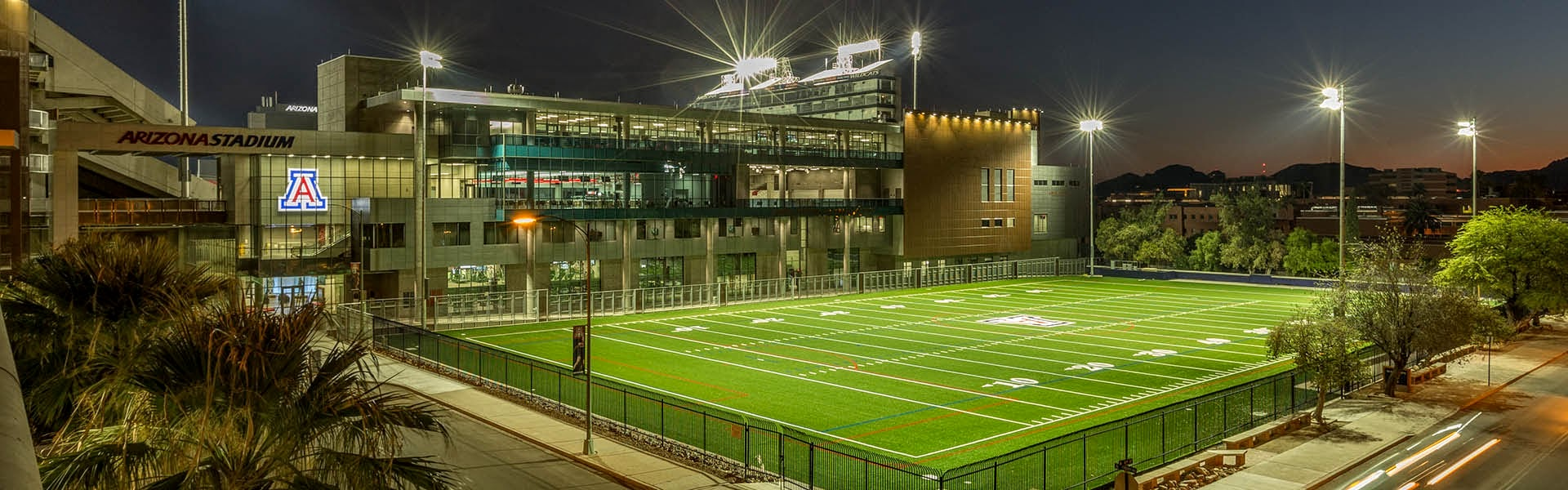 Lowell-Stevens Football Facility