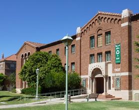 Historic Preservation At The University Of Arizona