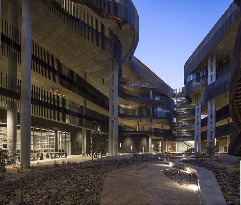 Natural Science Building U Of L