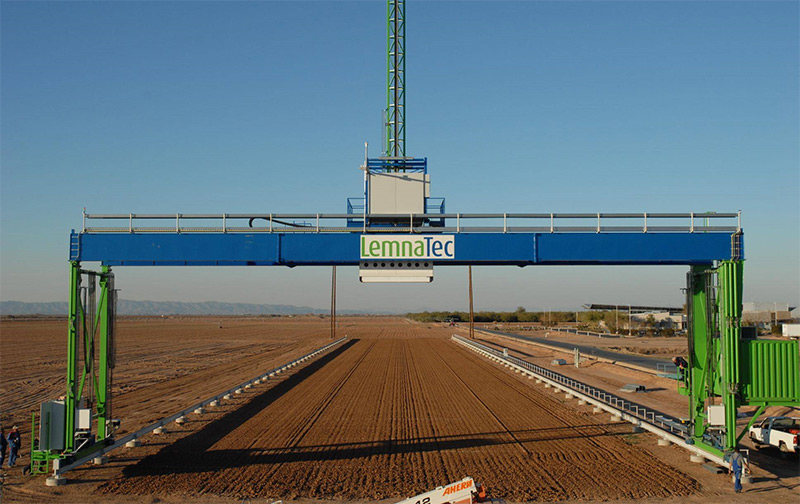 Maricopa Agricultural Center Field Gantry